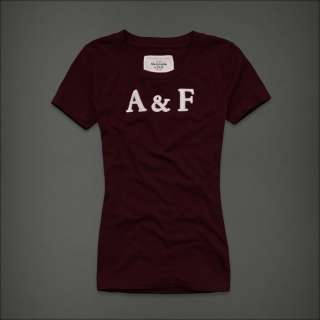 NWT ABERCROMBIE A&F Hollister Womens T Shirt Tee Shirts Top XS, S, M