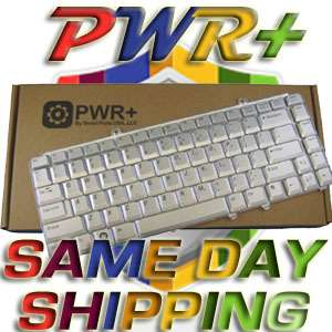 LAPTOP KEYBOARD FOR DELL INSPIRON 1420 PP26L 400 SILVER