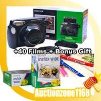 Fuji Instant Instax Mini 25 Polaroid Camera + Film&Case 4547410096828