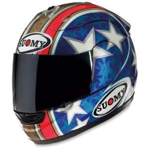 Suomy Spec 1R Extreme Hodgson Full Face Motorcycle Helmet Multi Small