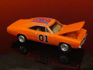 General Lee 69 Charger 1/64 Scale Ltd Edition 4 Detailed Photos