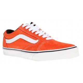 Mens Skate Shoes SIZE 8.5 13 (NEW) TONY TRUJILLO Five ORANGE / WHITE