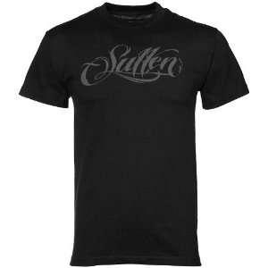 Sullen Black Till Death T shirt