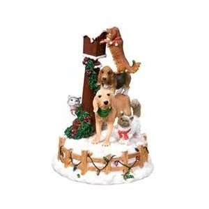 Holiday Musical Figurine by San Francisco Music Box Co