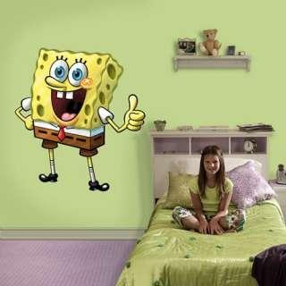 Fathead Nickelodeon SpongeBob SquarePants Wall Graphic Decor