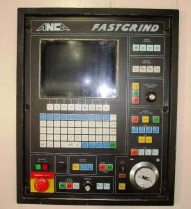 Fastgrind 4 Axis CNC Probe Centers Tool & Cutter Grinders Tooling