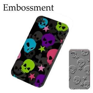 Skull iPhone 4 / 4S Case   Personalize iPhone Phone Case