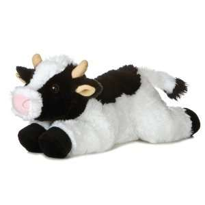 Aurora Plush 12 Flopsie May Bell Cow Toys & Games