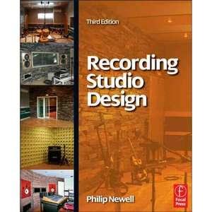 Recording Studio Design, Newell, Philip Art, Music
