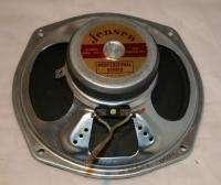 Vintage 8 Jensen Pro C 855 Full Range Guitar Speaker   Excellent C855