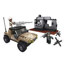 Mega Bloks True Heroes Army Assault   Toys R Us