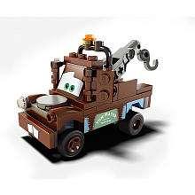 LEGO Disney Pixar Cars 2   Classic Mater (8201)   LEGO