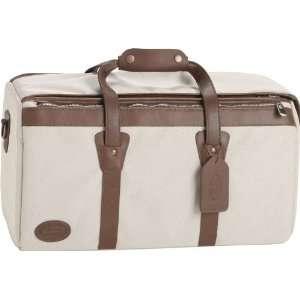 Designer Series Triple Trumpet Gig Bag Beige Fabric Brown Leather Trim