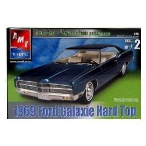 1969 Ford Galaxie Hard Top 125 Scale Model Kit Home