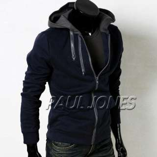 PJ WINTER MENS COAT JACKET COATS,smart style Zipper
