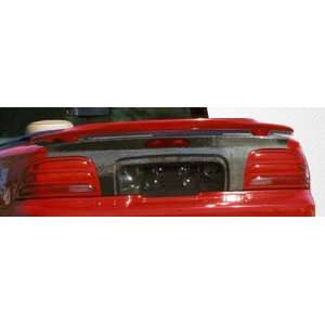 1994 1998 Ford Mustang Carbon Creations OEM Trunk