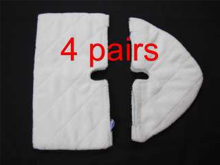 Pairs Shark Steam Pocket Mop S3501 Replacement Pads