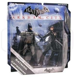 ARKHAM CITY 2 PK legacy BATMAN DC UNIVERSE asylum EDITION