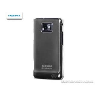 Tough Slim Case for Samsung Galaxy S II S2 i9100   Transparent
