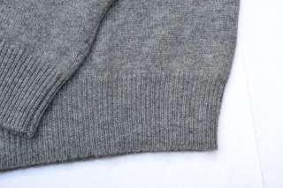 Polo Ralph Lauren Mens Sweater Classics Gray Lamb Wool 712168907984