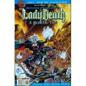 Lady Death: A Medieval Tale #6 (Six): Books
