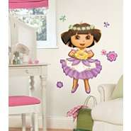 Doras Enchanted Forest Peel & Stick Giant Wall Decal