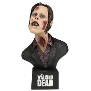 Walking Dead Tank Zombie Mini Bust: Toys & Games