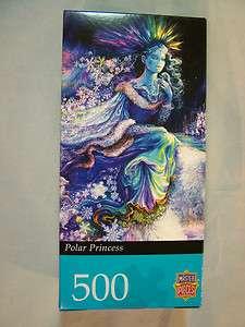 Josephine Wall Polar Princess 500 Piece Jigsaw Puzzle NIB