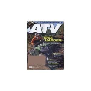 ATV MAgazine September 2011 (Single Issue) ATV Books