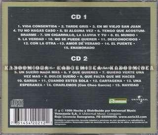 RODRIGUEZ Mis Primeros Boleros Con Billos Caracas Boys 2 CD Exitos