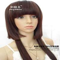 new womens long full curly/wavy hair wig fashion fp723