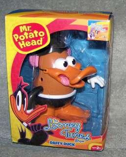 MR. POTATO HEAD THE LOONEY TUNES SHOW DAFFY DUCK SET 801452502254