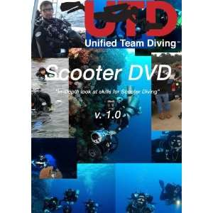 Unified Team Diving Scooter DVD: UTD International LLC