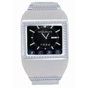 New touch screen quad band watch phone, wap 2.0, gprs