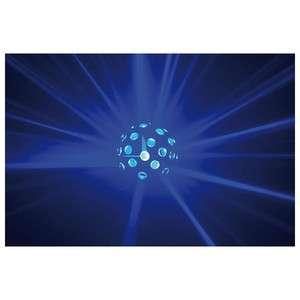 STAR LED mirrorball effect DJ DISCO light party mirror ball