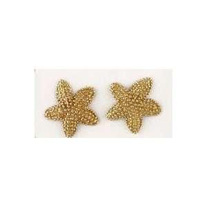 Reyes del Mar 14K Gold Starfish Small Earring Sports