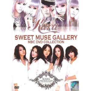 (3DVD Digipak, All Region DVD) Korean Music Dvd: Kara: Movies & TV