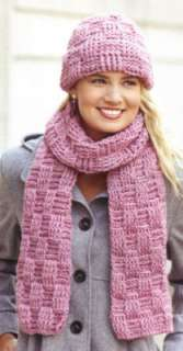 Free Crochet Patterns For Hats And Scarf Sets : patterns for crochet hats on PopScreen