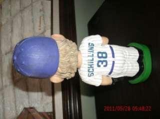 Curt Schilling Arizona Diamondbacks Bobble Head doll