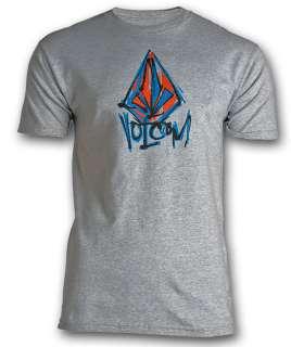 N559 Volcom Inker Bink Skate Tee / T Shirt / Shirt * NWT Mens Medium