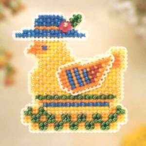 Chicken A La Mode (beaded kit)