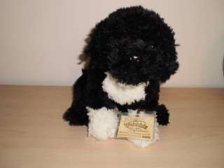 Webkinz Signature Portuguese Water Dog With Sealed Tag