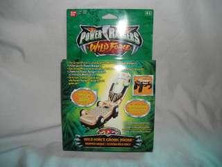 Power Rangers wild force Growl Phone morpher