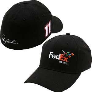 Chase Authentics Denny Hamlin Flat Bill Cap Sports