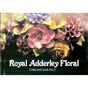 Royal Adderley Floral Collectors Book No. 2 Royal