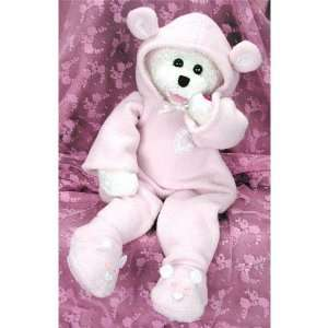 Baby of Mine Singing baby teddy bear   Pink 22  Grocery