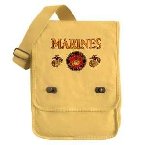 Bag Yellow Marines United States Marine Corps Seal