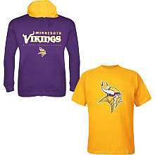 Minnesota Vikings Big & Tall Men's Fleece, Vikings Big & Tall Men