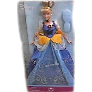 Disney Princess Fall Fantasy Cinderella Doll: Toys & Games