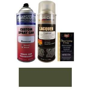12.5 Oz. Dark Olive Metallic Spray Can Paint Kit for 2007